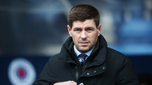 Steven Gerrard won't be moving to Derby County
