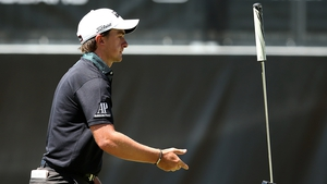 Paul Dunne had to settle for third place
