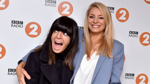 Strictly's Claudia and Tess