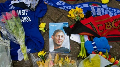 Emiliano Sala died in a plane crash after agreeing to join Cardiff City