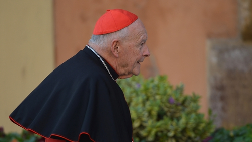 Theodore McCarrick was a US Cardinal has been expelled from the church