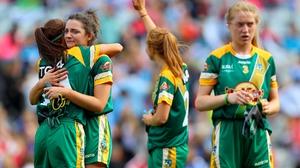 Meath were last year's intermediate All-Ireland final runners-up