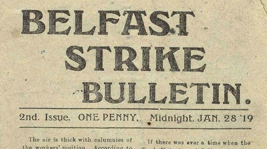 Belfast Engineering Strike