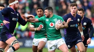 Rob Kearney: 'When you're at home watching on TV you're pretty helpless'