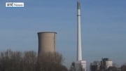RTÉ News: Disused power plant demolished in Germany