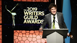 Bo Burnham screen play writer of Eighth Grade