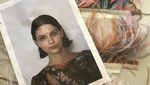 Prudence Wade went backstage to learn some tricks of the trade at the AW19 Pilotto show.