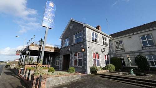 Plans for the disused hotel in Rooskey will not now go ahead
