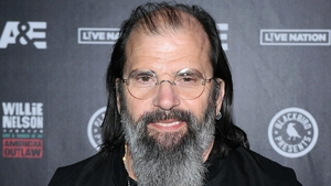 Steve Earle, who wrote Galway Girl, pictured in Nashville, Tennessee in January.