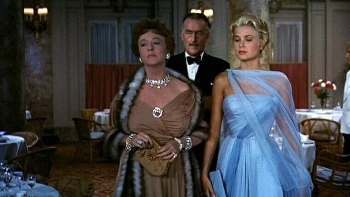 Great artistic collaborations - Alfred Hitchcock + Edith Head
