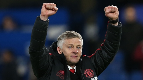Ole Gunnar Solskjaer's side take on Wolves in the FA Cup quarter-finals