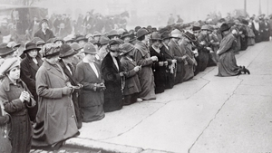 Image from the Irish Revolution documentary series