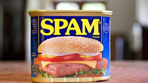 On possible food shortages in the UK after Brexit, Tesco's chairman said that 'provided we're all happy to live on Spam and canned peaches all will be well'