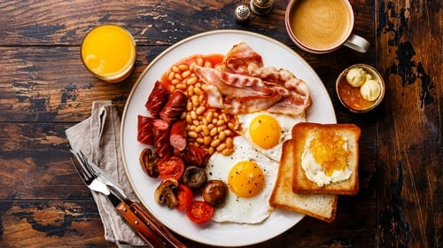 Revealed: The best breakfast and brunch spots in Ireland. No greasy bacon or soggy fried bread here.