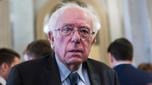 Bernie Sanders announces he is running for United States president