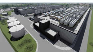 The new data centre will create 540 jobs.