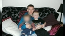Shane Michael Skeffington (C) killed his younger brother Brandon (R) before taking his own life