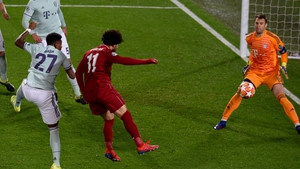 Mo Salah was out of sorts in front of goal for Liverpool