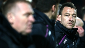 Terry was appointed as part of Dean Smith's coaching team in October 2018 and played an important role in Villa's return to the Premier League