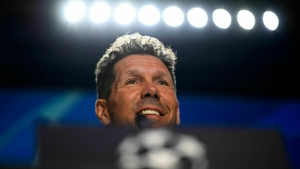 Atletico Madrid boss Diego Simeone will look to take down Juventus in their Champions League clash tonight