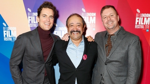 Papi Chulo stars Matt Bomer, Alejandro Patiño and writer/director John Butler