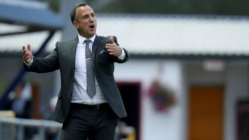 Neale Fenn is primed for the 2019 season as Longford manager
