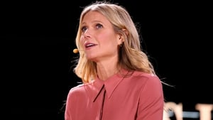 Gwyneth Paltrow has denied responsibility for the crash