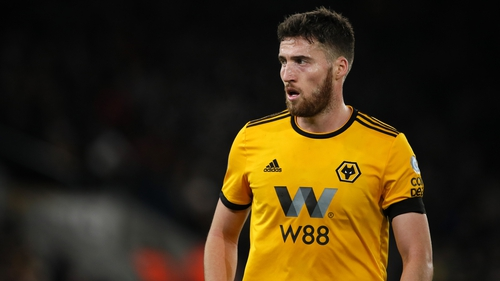 Matt Doherty has been ever-present for Wolves in the Premier League this season