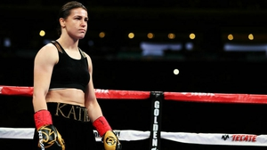 Katie Taylor has only fought in England and the USA as a pro