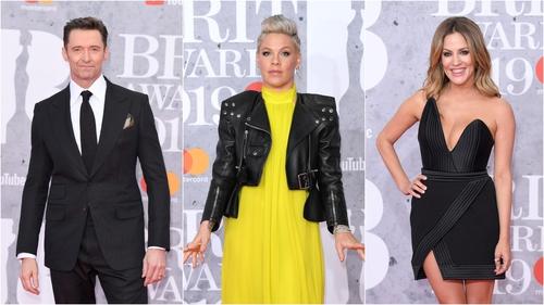 687a15103d42 Brit Awards 2019  Pink