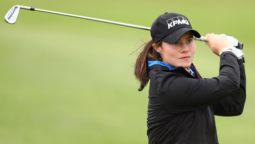 Leona Maguire narrowly missed out on victory in the US