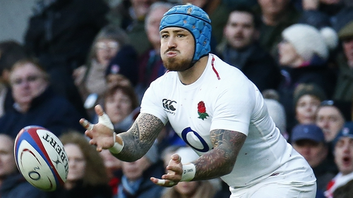 Jack Nowell starts on the right wing in Cardiff