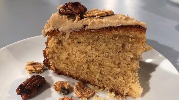 Banoffee Cake