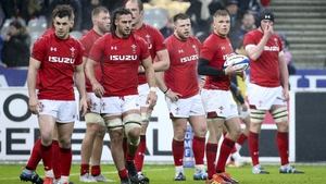 Only four Welsh players have retained their place from the XV that took to the field against Italy