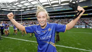 Samantha Lambert is looking forward to being part of a double header at Pairc Ui Rinn