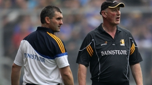 All-Ireland hurling final managers Liam Sheedy and Brian Cody when they last met in 2010. Photo: Cathal Noonan/INPHO