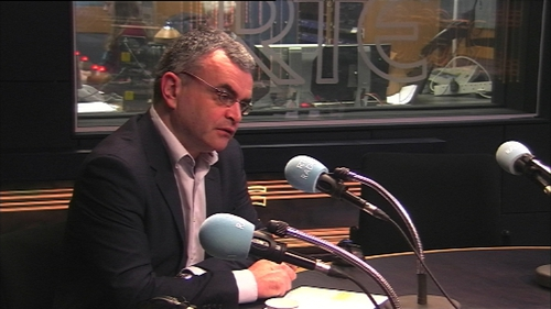 Dara Calleary said there are 'good, vigorous debates'about the ongoing support of Government
