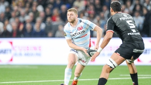 Finn Russell will miss Scotland's game in Paris on Saturday