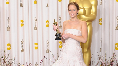 And the awards for the most outstanding dresses go to...