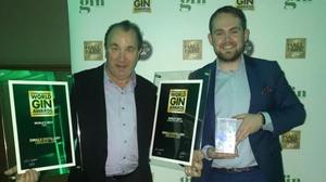 Liam LaHart & Elliot Hughes of Dingle Original Gin