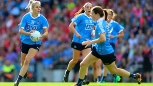 Nicole Owens will line out for Dublin