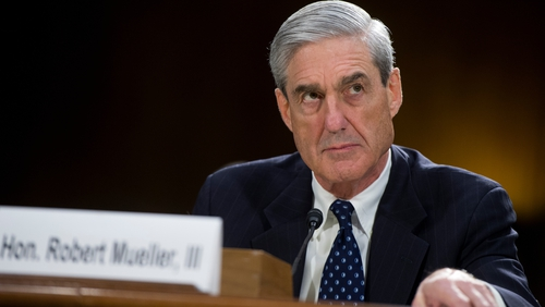 Special Counsel Robert Mueller began his investigation in May 2017
