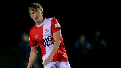 Chris Forrester was in good form for Pat's