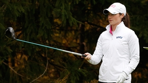 Leona Maguire struggled during the third round Golf Dar Es Salam in Morocco