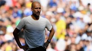 """Pep Guardiola: """"Once we are in a final we want to enjoy it, compete well and improve. And try to win."""""""