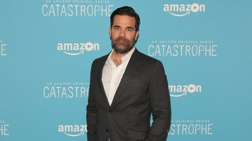 Rob Delaney is the father of three other sons