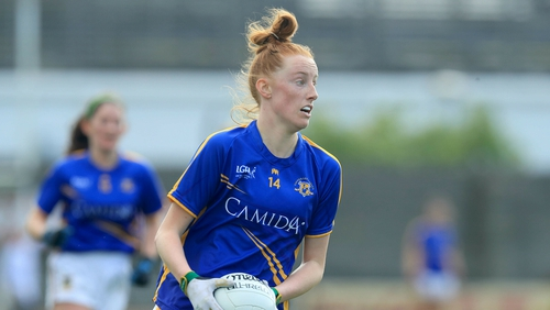Tipperary's Aishling Moloney struck 2-09 in her side's one-point win away to Cork