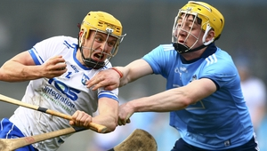 Waterford's Jack Prendergast in action against Dublin's Daire Gray