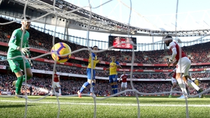 Alexandre Lacazette finds the net for Arsenal
