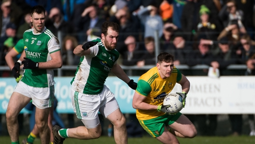 It was a three-point win for Fermanagh at Letterkenny